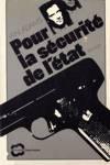 Pour la sécurité de l'état