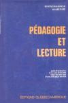 Pédagogie et lecture