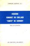 Frédéric Romanet du Caillaud  Comte  de Sudbury