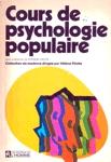 Cours de psychologie populaire