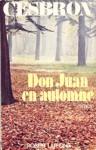 Don Juan en automne