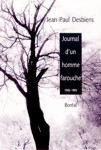 Journal d'un homme farouche - 1983-1992