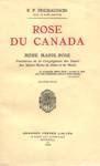 Rose du Canada - Mère Marie-Rose
