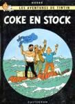 Coke en stock - Les aventures de Tintin