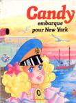 Candy embarque pour New-York