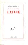Lazare - Le miroir des limbes