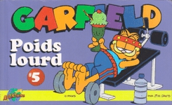 <strong>Poids lourds - Garfield - Tome V</strong>