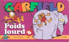 <strong>Poids lourds - Garfield - Tome VI</strong>
